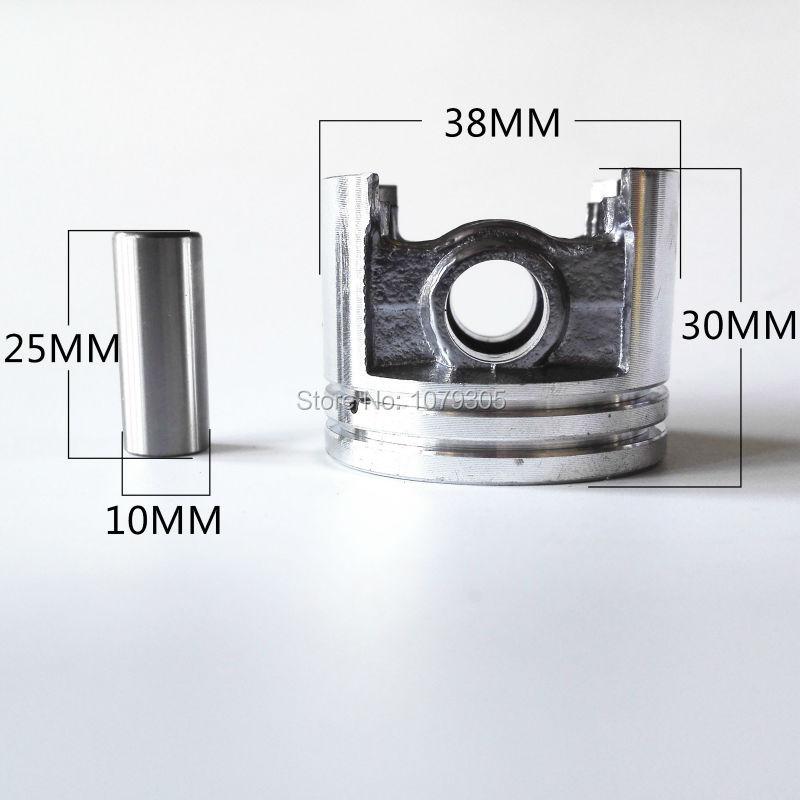 STL180 řetězová pila válec o průměru 38 mm a sada - Zahradní nářadí - Fotografie 6