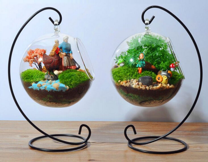 ms nuevos colgantes de cristal del florero planter terrario container jarrones maceta casa turstica decoracin del