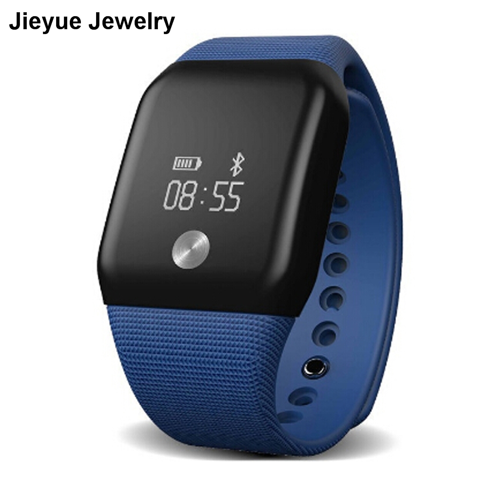 A88+ Bluetooth Smart Bracelet Watch Blood Pressure Oxygen Heart Rate Sleep Monitor Call/Message Reminder Smart WristWatch elephone w1 bluetooth v3 0 0 49 oled smart bracelet watch w call reminder stopwatch rose gold