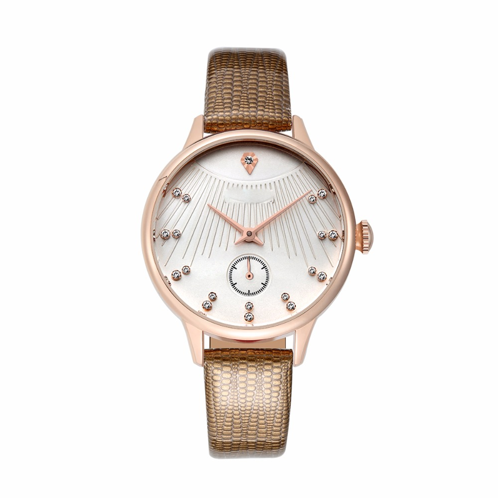 Fashion Silver Women Watches 2018 High Quality Ultra thin Quartz Watch Woman Elegant Dress Ladies Watch Montre Femme