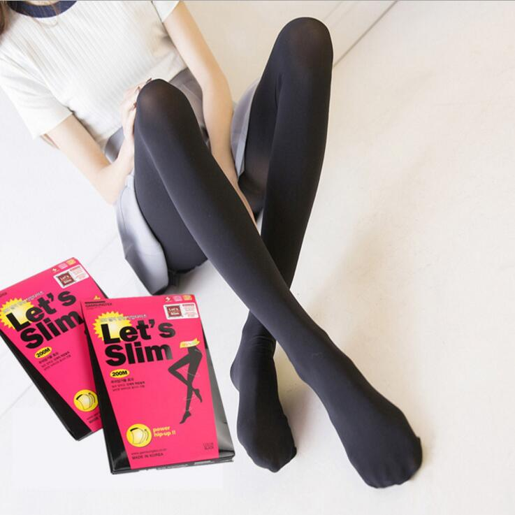 Super Pantyhose Compression Stocking For Women Fat Burn
