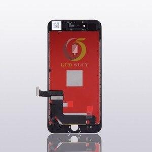 Image 3 - 10 قطعة الصف AAA + + + LCD آيفون 7 زائد LCD استبدال شاشة تعمل باللمس محول الأرقام الجمعية عرض لا الميت بكسل شحن مجاني