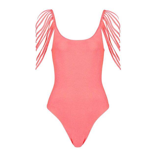 Celebrity Party Bandage Bodysuit Women Spaghetti Strap O-Neck Hot Sexy Women Jumpsuit 4