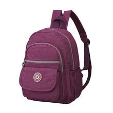 Nueva moda de los estudiantes de secundaria bolsas de los niños mochilas Mochila Infantil mochilas niñas bolsa pequeña de doble hombro
