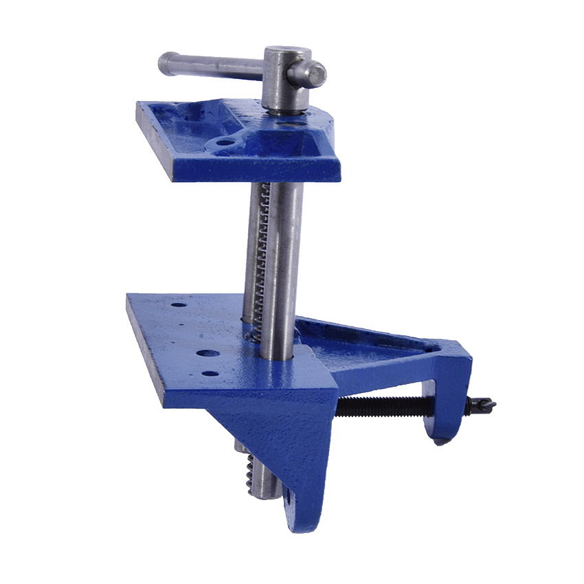 High Quality Cast Iron Material Table Bench Clamp Screw Clamp Lock