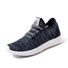 цены на Big Size Shoes Men Sneakers Breathable Outdoor Sport Running Shoes Non-slip Male Footwear free shipping Zapatos Hombre  в интернет-магазинах