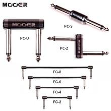 цена на MOOER FC/PC Series Guitar Effect Patch Cable