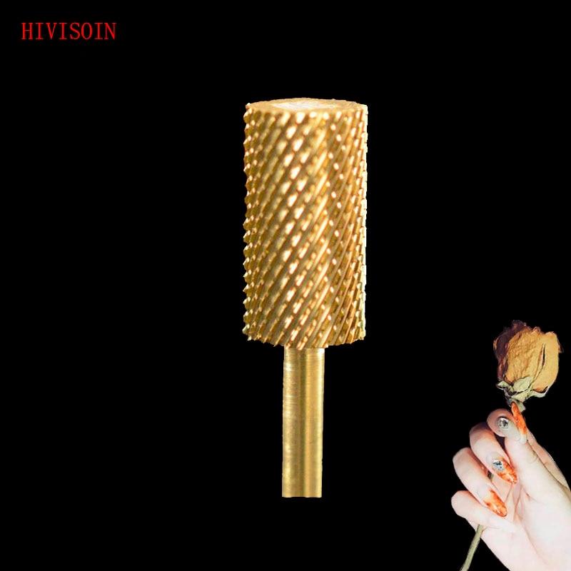 1 pcs hivisoin carbide bit prego broca 3 caminho ouro 60011150