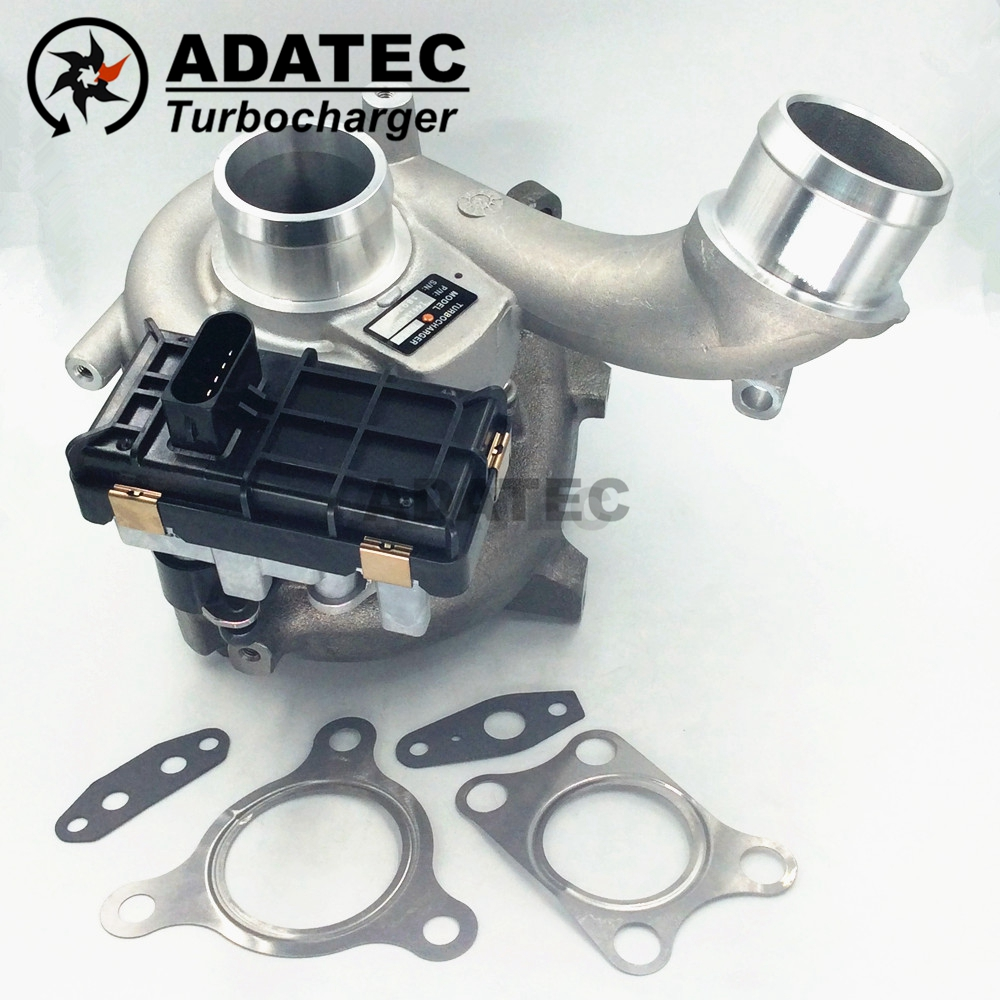 KKK BV45 53039700337 53039700210 14411-5X01B 14411-5X01A Full Turbo For Nissan Pathfinder 2.5 DI 140 Kw - 190 HP YD25DDTi 2010-