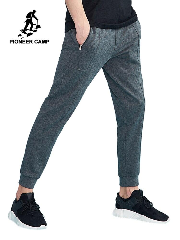 Pantalones De Chandal Pioneer Camp De Nuevo Diseno De Un Solo Diseno Ajustados Ropa De Marca Para Hombre Pantalones De Joggers Casuales Pantalones De Hombre De Alta Calidad Awk802195 Aliexpress