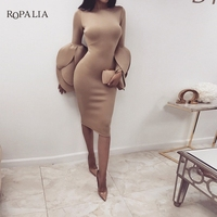New Style Winter Dress Women Sexy White Sleeveless Patchwork Ruffles Bodycon Vestidos Celebrity Party Dress Clubwear