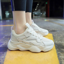 New 2019 Summer Casual Women Sneakers Air Mesh Breathable Shoes Flat Platform Female Trainers