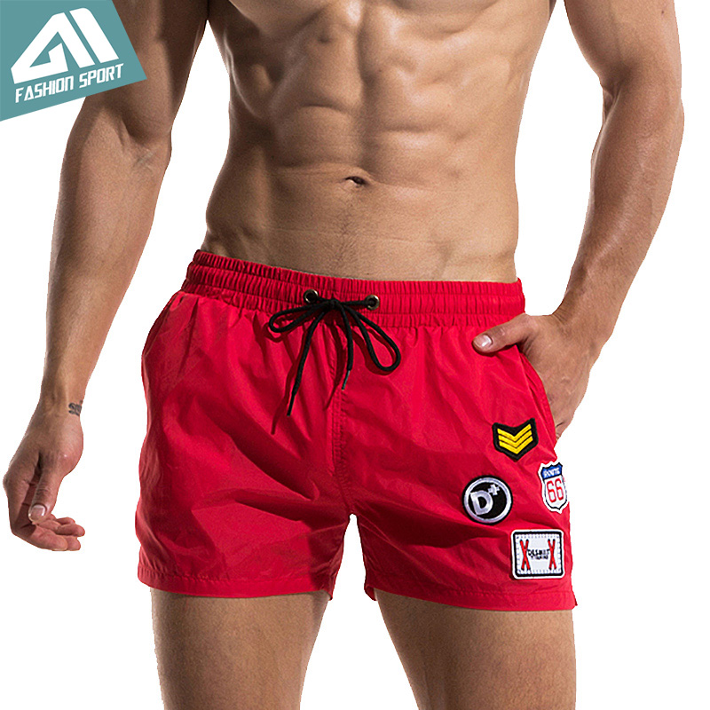 Desmiit Fast Dry Men's   Board     Shorts   Summer Beach Surfing Man Swimming   Shorts   Athletic Sport Running Hybrid Home   Shorts   AM2032