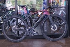 Image 3 - 17T 自転車セラミックベアリング炭素繊維ジョッキープーリーホイールセットリアディレイラーガイドホイールシマノ硬膜エース/ アルテグラ