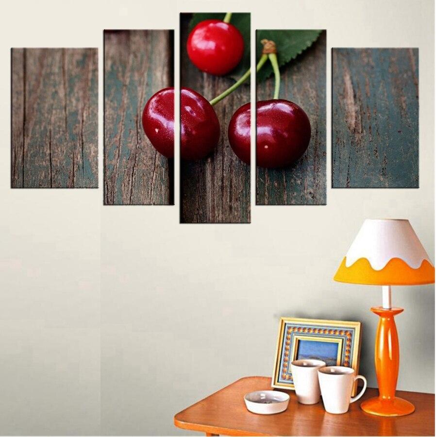 Beste Geschenke für Bäckerei Decor Wall art Ölgemälde auf Leinwand ...