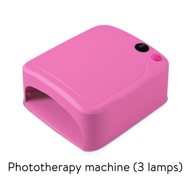 Beauty 36W UV Lamp Light Nail Dryer Manicure Gel With Timer Nail Art Machine EU plug