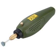 Mini 12V DC Electric dremel drill Electric Grinder Grinding Set for DIY artist Milling Polishing Drilling Cutting Engraving Kit