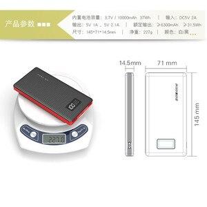 Image 5 - Echt PINENG PN 963 10000 mAh Draagbare Batterij Mobiele Power Bank USB Charger Li Polymeer met LED Indicator