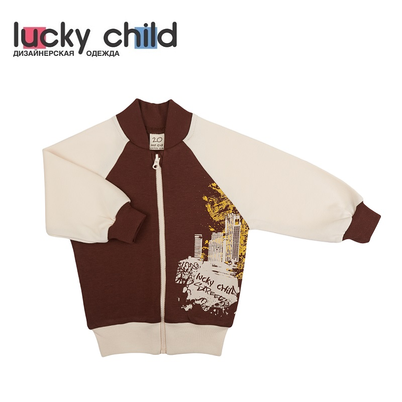 Фото - Sweater & Sweatshirts Lucky Child for boys and girls 16-18 Kids Baby clothes Children clothing Jersey Blouse Hoodies contrast lace keyhole back blouse