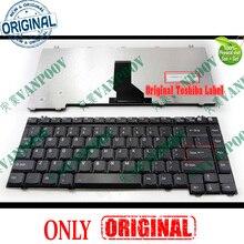 Ноутбук клавиатура для ноутбука Toshiba Satellite A10 A15 A25 A35 A40 A45 A50 A60 A65 A70 A75 A85 P35 Tecra A1 A2 A3 A4 A5 A7 черный