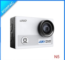 POWPAC N5A 2 дюйм(ов) 4 К Ultra HD 170 Градусов Широкий Угол Обзора Камеры Действия Wi-Fi с Новатэк Камеры Действия