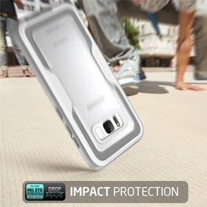 Image 5 - Dành cho Samsung Galaxy Samsung Galaxy S8Plus Ốp Lưng I Blason Armorbox Toàn Cơ Thể Nặng Nề Làm Nhiệm Vụ Bảo Vệ Giảm Sốc Bao Da MÀ KHÔNG CÓ Màn Hình tấm bảo vệ