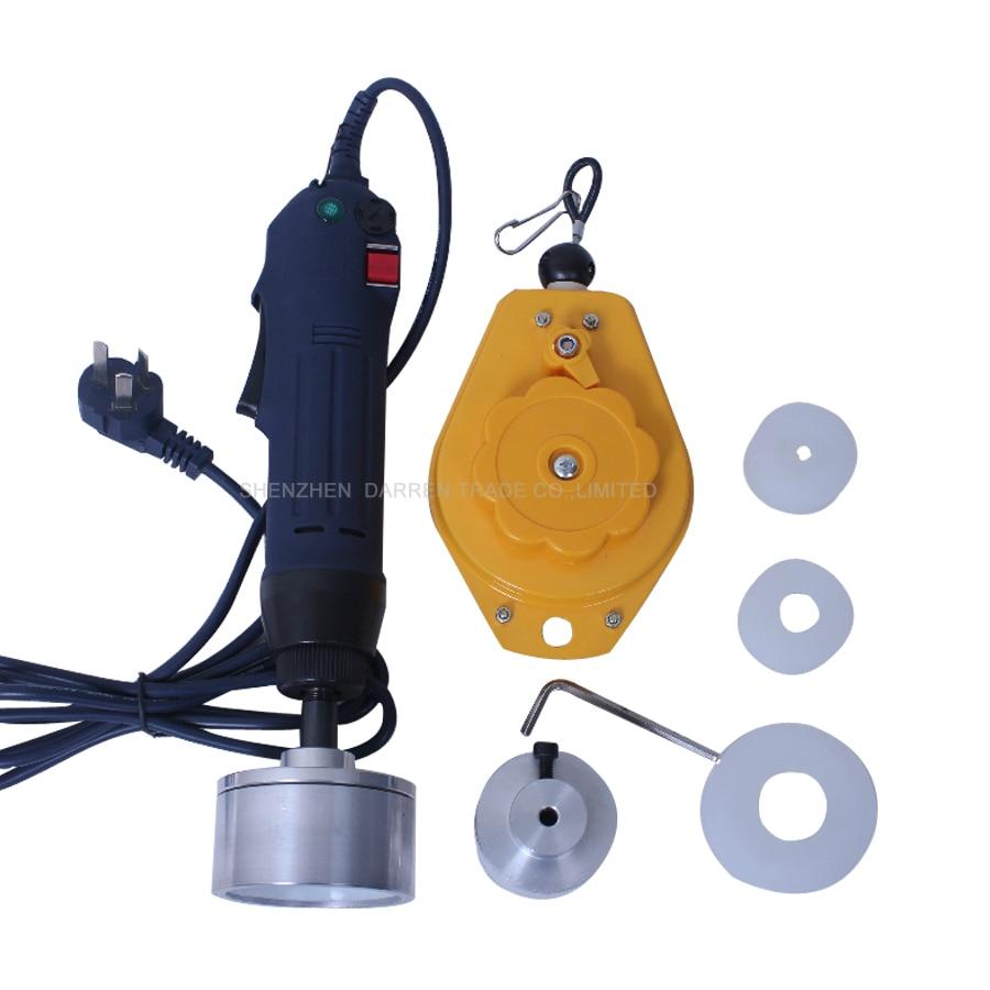 SF-1550 Manual Electric Bottle Capping Machine 220V 80w for 10-50 mm 1000 r/min комплект крыльев larsen sf 267f r