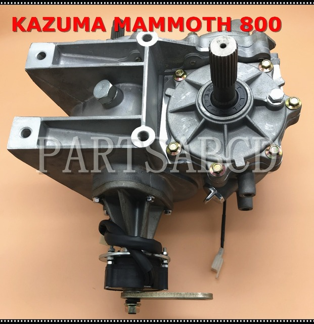 US $599 99  KAZUMA Mammoth 800 UTV 800CC Transmission gearbox assy MM800  330 0001-in ATV Parts & Accessories from Automobiles & Motorcycles on