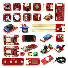 New Arrival ESP8266 NodeMCU IOT Kit Wreless ESP8266 WiFi Module with Crowtail interface DIY Smart Home Applications iot starter kit mqtt wifi internet of things programming learning suite with esp8266