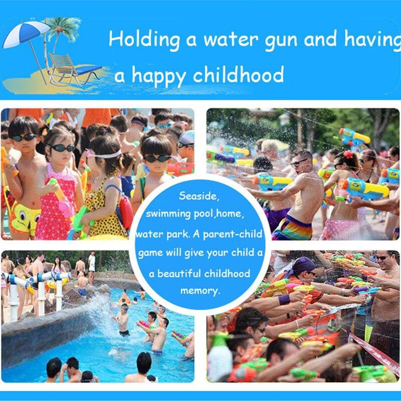 Kids Mini Summer Water Squirt Toy Children Beach Water Gun Pistol Toys LC