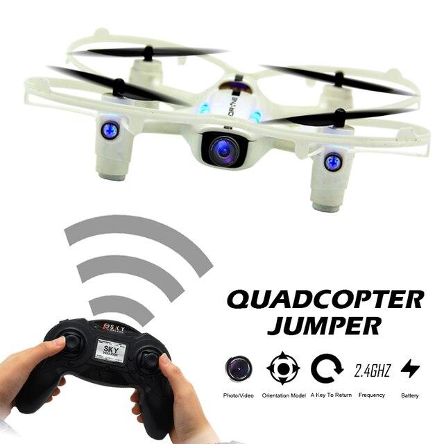 2.4 Г RC Летательный Аппарат С 720 P HD Камера Высокого Удержания Режим Дистанционного Управления Вертолетом Quadcopter Дроны Безголовый Режим Трюк вращения Дрона.