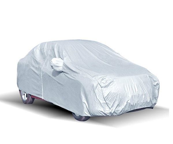 Hatchback silver color Small S Anti-UV Breathable Outdoor/Indoor Car Cover New