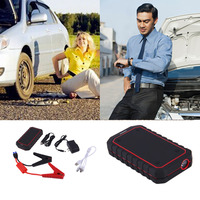 10000mAh Super Car Jump Starter Auto Engine Emergency Battery Source Laptop Portable Charger Mobile Phone Power