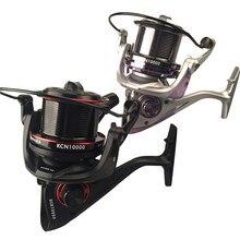 KCN STRADIC CI4 8000 10000 12000 METAL Spinning Fishing Reel 12+1BB High Speed 4.7:1 X-Ship MGL ROTOR Spinning ReeL