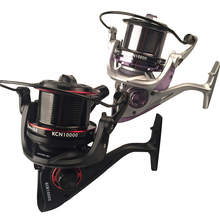 KCN STRADIC CI4 8000 10000 12000 mulinello da pesca con Spinning in metallo 12 1BB mulinello da SPINNING con rotore MGL ad alta velocità 4.7:1 x ship