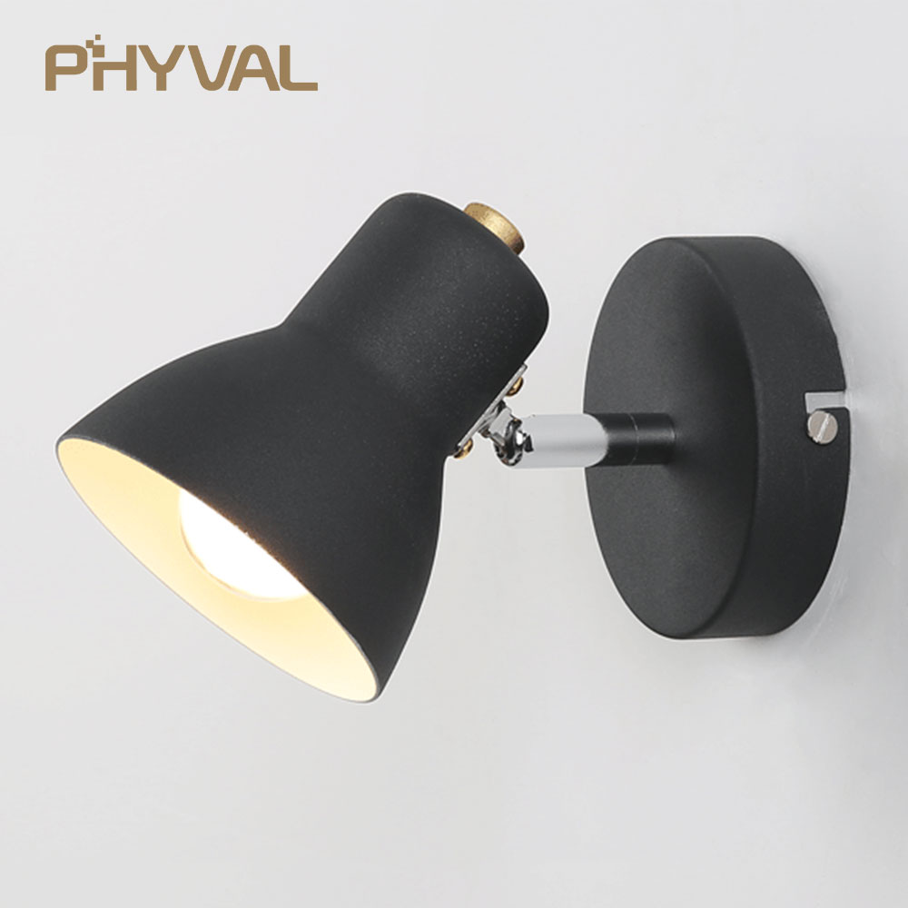 Led Wall Lamp AC85-265V Wall Mounted Sconce Lights lamp Decorative Living Room Bedroom Corridor Wall Lights Home Hotel Bedside dreamlike galaxy home decorative wall tapestry