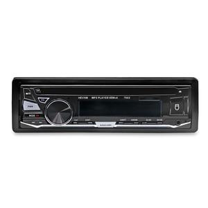 Image 2 - 7003 автомобильный BT MP3 плеер радио Автомобильный MP3 плеер 12 В синий зуб стерео аудио в тире Один 1 Din FM приемник Aux вход
