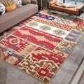 Американский стиль ковер для гостиной классический винтажный марокканский ковер для спальни домашний журнальный столик напольный коврик ...