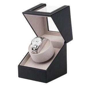 Image 4 - Remontoir de montre boîte en cuir PU