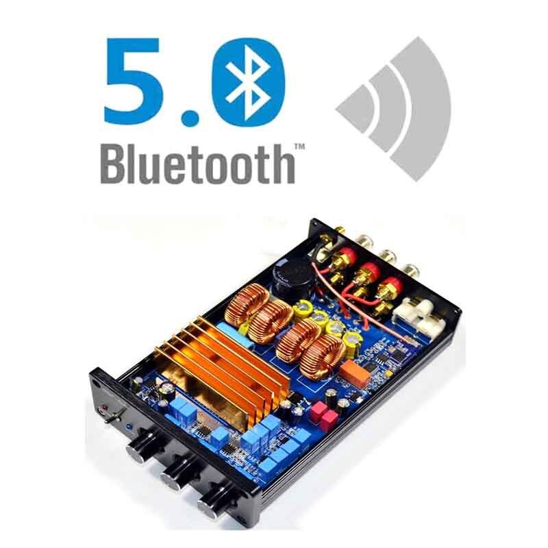 KYYSLB TPA3255 240W 325W 2.1 Home Audio 4.2 5.0 Bluetooth amplificateur haute puissance classe D HIFI amplificateur numérique IS1864S QCC3003
