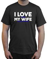 Gildan Aşk Eşi Pub Komik Baskılı T-Shirt ~ Yenilik Doğum Günü Mevcut veya Hediye