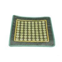 New Far Infrared Natural Jade Pad For Pain Relief Small 43 43CM Cushion Car Cushion Sofa