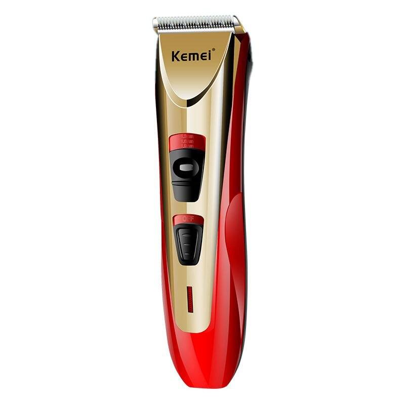 Kemei KM-1410 professional upgrade surging power hair clipper стелс 1410 8
