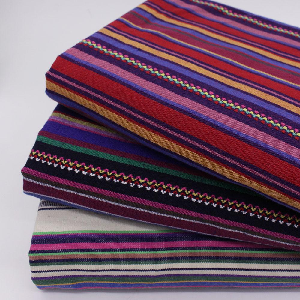 Franja De Tela De Algodón Para Patchwork Quilts Telas étnicas Vestido de Costura