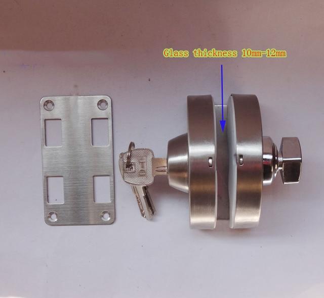 Aliexpress Buy Glass Door Lock Latches304 Stainless Steel