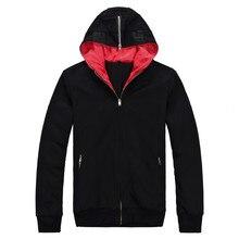 2016 Winter Mens Thicken Warm Assassins Creed Hoodies Male 100% Cotton Hood Cardigan 3D Sweatshirt Men Sudaderas Hombre Jacket