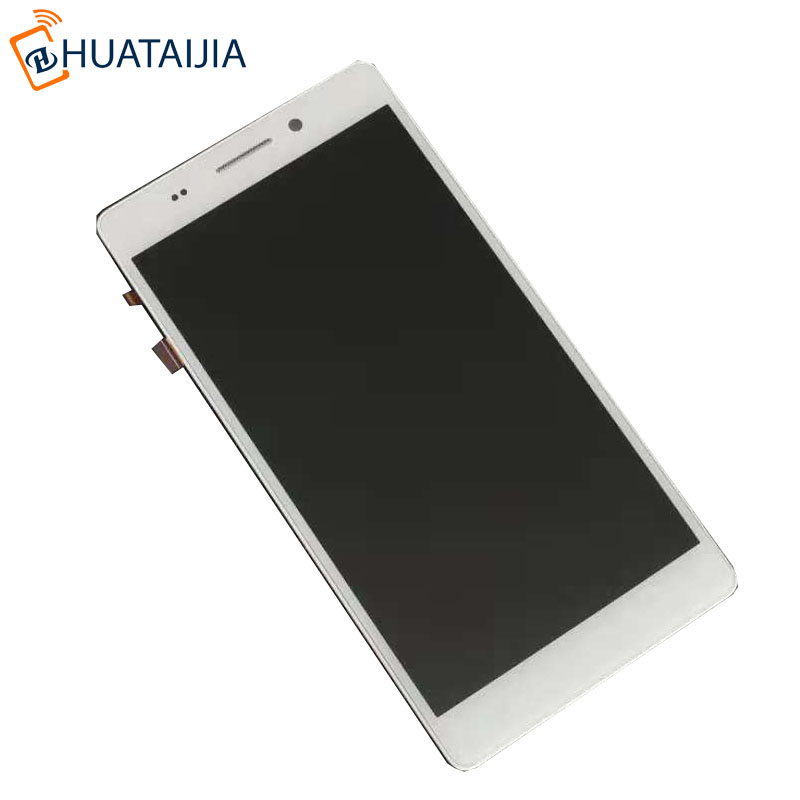Touch panel con matrice Per Highscreen Spade Display LCD e Touch Screen Digitizer Assembly Panel Per Highscreen Spade