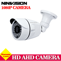 New Full HD 1920 1080 AHDH 1080P CCTV Security 3000TVL AHDH Camera HD 2MP Night Vision