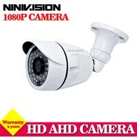 New Full HD 1920 1080 AHDH 1080P CCTV Security 3000TVL AHDH Camera HD 2MP Night Vision
