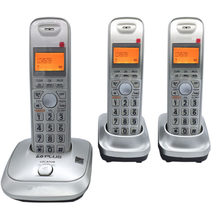 English Language DECT 6.0 Plus 1.9 GHz Digital Cordless Phone Call ID Handfree DEL Wireless Home Telephone For Office Bussiness(China)